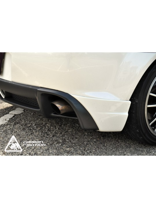 Version ING Rear Diffuser