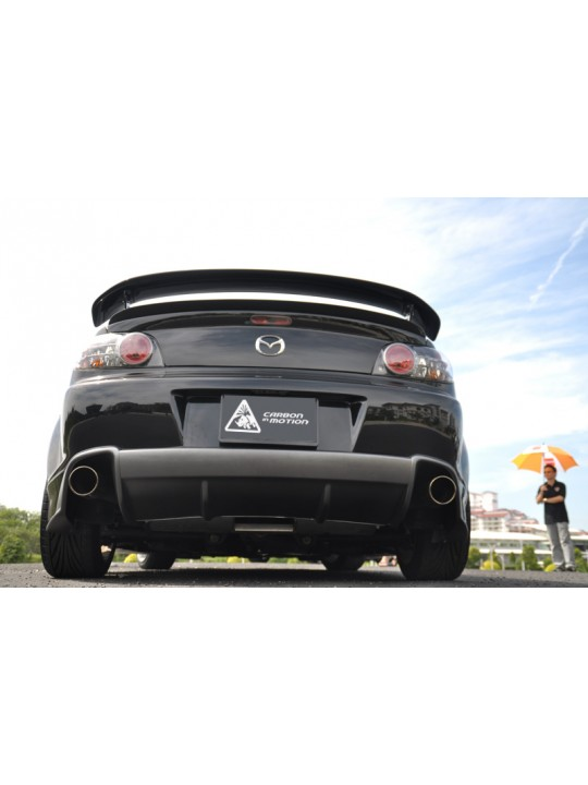 Version MS Rear Diffuser