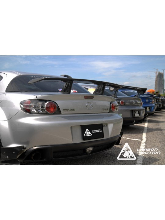 Version AE 02 Rear Spoiler