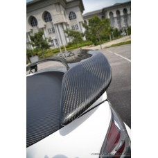 Version MS Rear Spoiler - Carbon Type 2