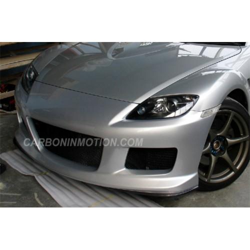 version ms front bumper