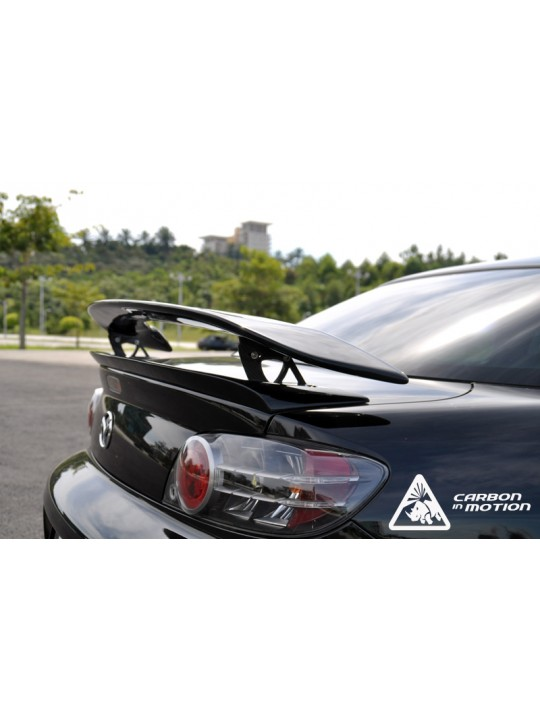 Version MS Rear Spoiler - Type 1