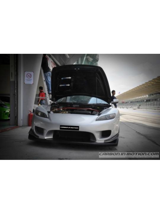 Version RE Front Bumper with Carbon Fibre Canards