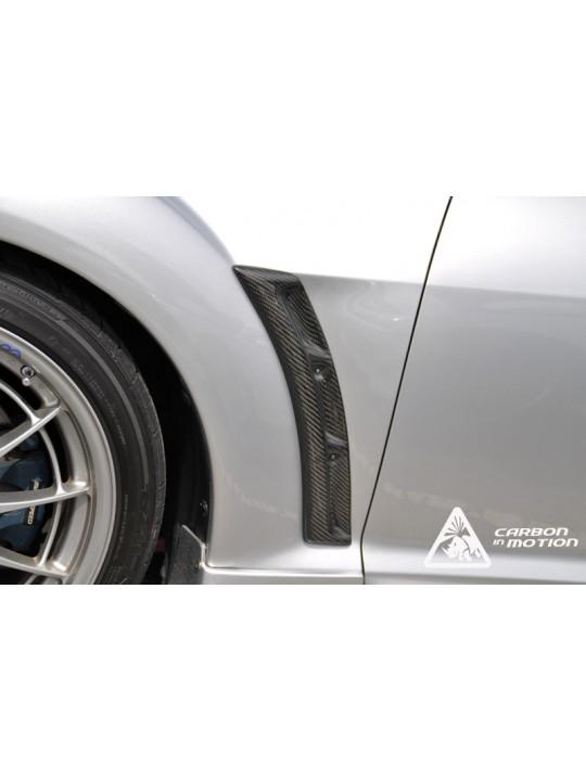 Version RR Carbon Fibre Side Vents