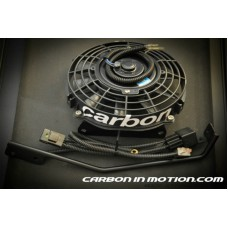 Oil Cooler Cooling Fan Kit