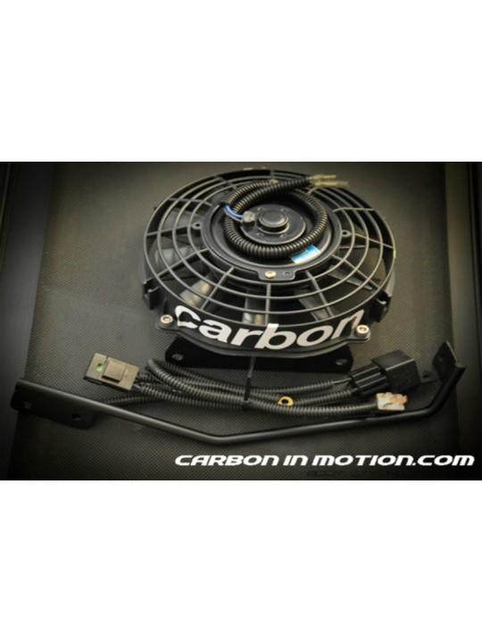 Oil Cooler Cooling Fan Kit