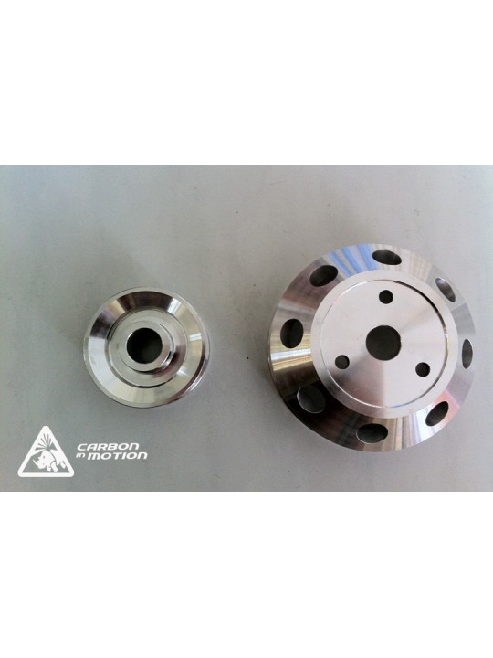 Lightened Pulley Kit - Type S